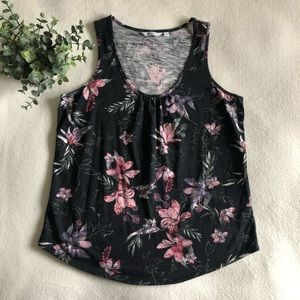 Floral tank top - Reitmans - size Small
